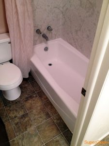 sink, tub and tile resurfacing and repair